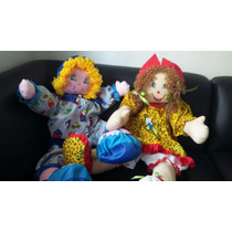 Muñecas De Trapos Muy Grandes