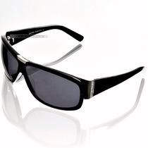 Óculos De Sol Up Union Pacific Masculino Preto Acetato