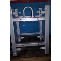 2 Sistemas Elevadores Con Cubos 30x30, Malacates Y Accesorio