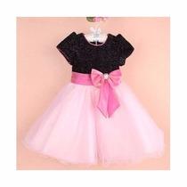 Vestido De Festa Importado Infantil Criança (luxo)