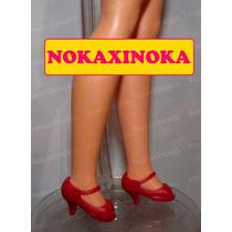 Sapato Para Boneca Susi Antiga : Anos 70 80 * Sapatinho