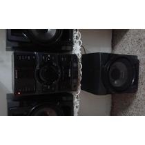 Equipo De Sonido Sony Genesys Mhc-gtr55