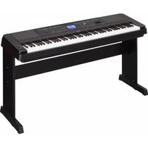 Yamaha Dgx-660 Piano Digital 88 Teclas