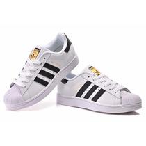 Adidas Superstar Oro Junior Superstar Stan Envio Gratis