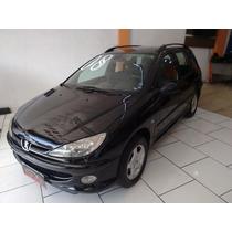 Peugeot 206 1.6 Feline Sw 16v Flex 4p Aut.r$2000,00 Ent +48x
