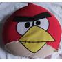 Pelúcia Angry Birds Almofada