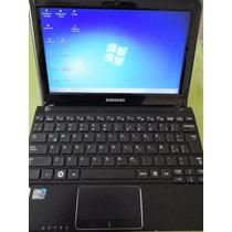 Netbook Samsung Np-nc110 Atom1,66;2gb;500gb -envio Sin Cargo