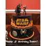 Torta Star Wars Cupcakes Cumpleaños Fiestas Desde S/.79