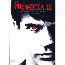 Dvd La Profecia 3 ( Omen 3: The Final Conflict ) 1981 - Gra