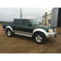 Nissan Frontier Doble Cabina 2005