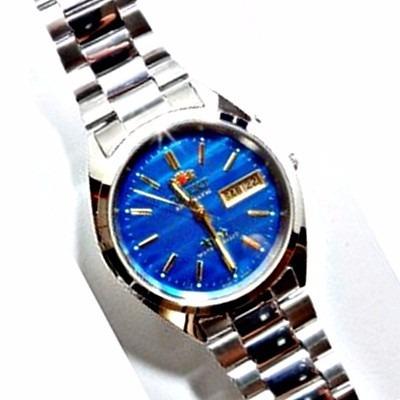 aea5a85bad1 Relógio Automático Orient Prova 469wa3 A1sx 21 Rubis Wr 30m - R  518 ...