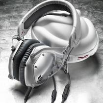 V-moda Crossfade M-100 White/silver - Panda Import