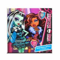 Rompecabezas Lenticular Monster High Marca Novelty