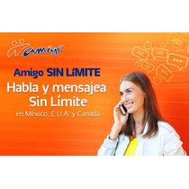 Chip Express Amigo Sin Limite Telcel