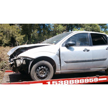 Ford Focus 1.6 5 Ptas Chocado Form 04 Baja Liq Urgente