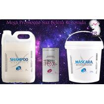 Shampoo Hidratante De Galão Salão De Beleza Brilho 5 Litros