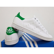 Tênis Adidas Stan Smith Original Em Couro + Mochila Brinde