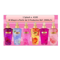 Perfumes Splash Cremas Bodys Victoria Secret Al Mayor Detal