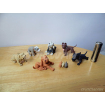 Figuras Perro Pit Bull Serie Hood Hounds Perrito Pitbull Pr4