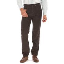 Pantalon Wrangler Montana Corderoy 11b Hombre