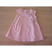 Vestido Lilica Ripilica Baby Com Paetes T.gb(9-12m)