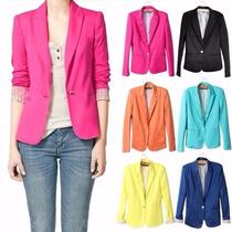 3 Piezas Blazer Saco Slim Fit Moda Asiatica Envío Gratis Dhl