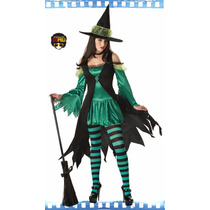 Disfraz Bruja Esmeralda