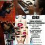 Curso De Maquillaje Profesional/servicio De Maquillaje