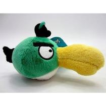 Mochila Angry Birds De Felpa Clip 2 Tucan.