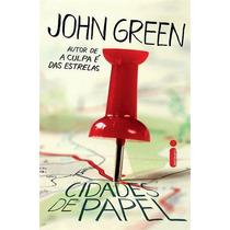 Cidades De Papel Livro John Green Romance Srama