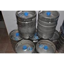 Barriles De Cerveza Quilmes 50 Litros Llenos X Litro