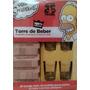 Homero Simpson Torre De Beber, Juego Jenga Con 4 Vasos Shot