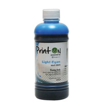 Printon Tinta Liquida Color Light Cyan En Botella 500 Ml