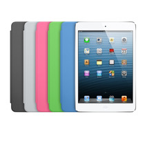 Kit Smart Cover Ipad Mini + Case Tampa Traseira + Pelicula!!