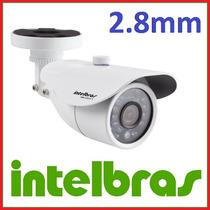 Camera Intelbras S3120 Infra 20mts 2.8mm Ir Cut Effio S3020