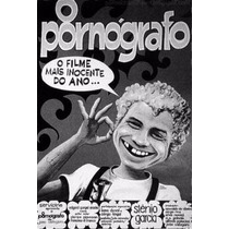 Dvd Filme Nacional - O Pornógrafo (1970)