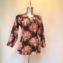 Bluson De Gasa (blusa De Dama, Bluson De Dama, Camisa Mujer