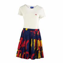 Vestido Adidas Originals Paris - Exclusivo!