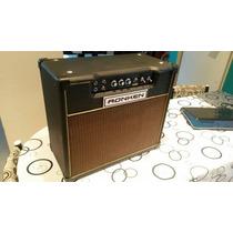 Amplificador Valvular Aonken (clon Fender Champ Silverface)