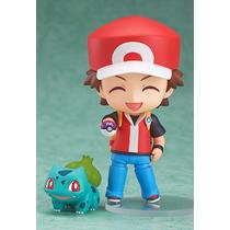 Action Figure Pokemon Red Trainer Nendoroid Ash