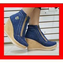 Botin Para Dama Calzado Colombiano
