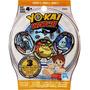 Medalla Yokai Serie 2 Paquete De 3 Medallas