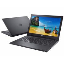 Notebook Dell Inspiron 14 Modelo 5458 I3 Preto Novo Promoção