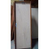 Porta Madeira 2,10 X 0,82 Imbuia