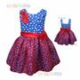 Vestido Da Galinha Pintadinha - Fantasia Festa Infantil