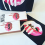 Kylie Cosmetics Labiales- Promo- 2 Lipkit + Make Up Bag