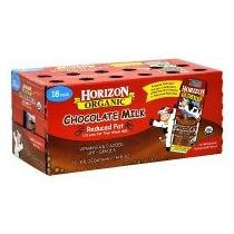 Horizon Organic Reduced Fat Chocolate Con Leche 144 Fl Oz