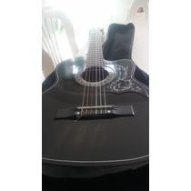 Guitarra Acústica Nueva Con Estuche