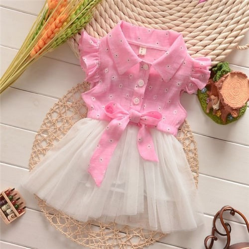 b6824844b Vestido Bebe Crianca Importado Barato Roupas Feminino - R  69
