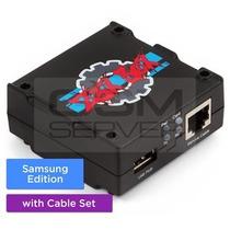 Z3x Box Samsung Edition Con Juego De Cables ( 30 Pzas)